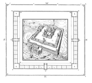 Il tempio di Ezechiele